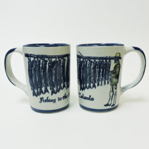 Fishing in the 1000 Islands Mug