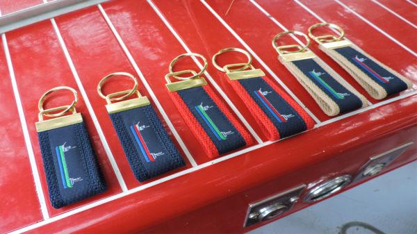 Nautical Key Fobs