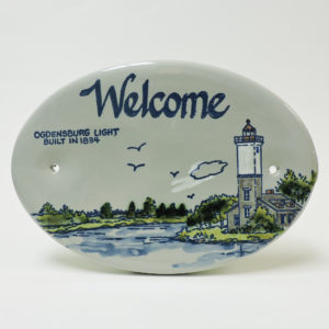 Ogdensburg Harbor Lighthouse