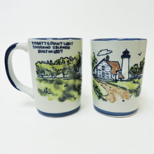 Tibbetts Point Lighthouse Mug