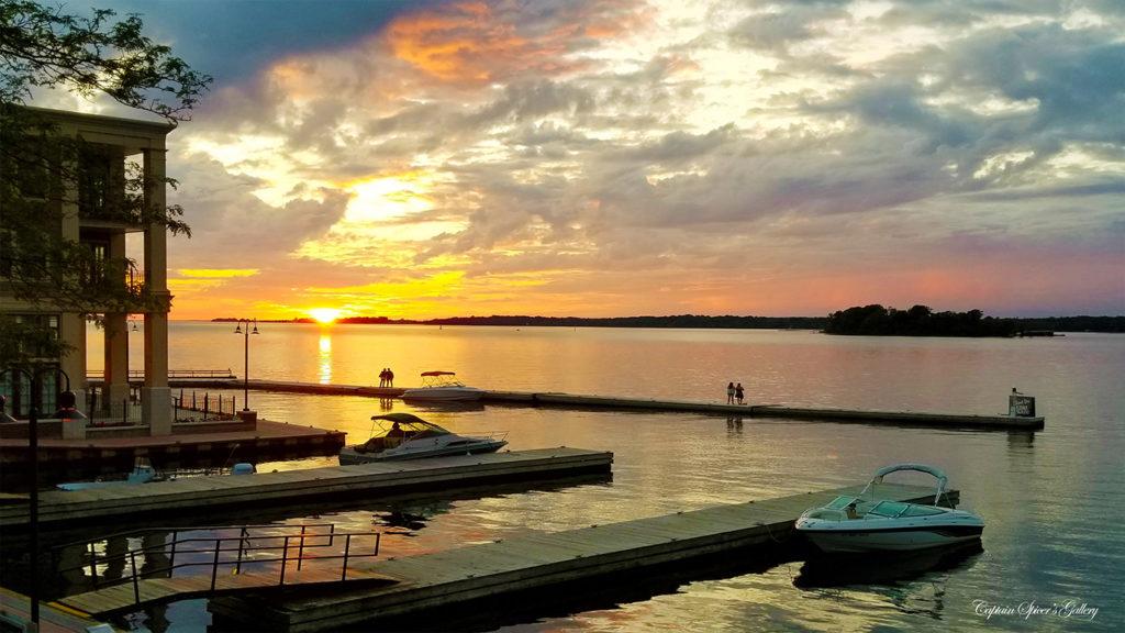 1000 Islands Sunset