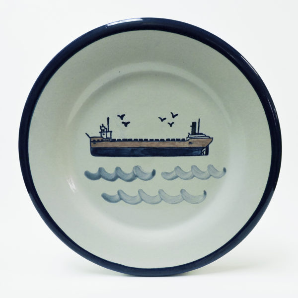 Great Lakes Laker Plate