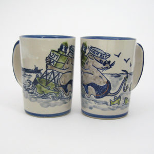 River Rat Buoy Rat Mug