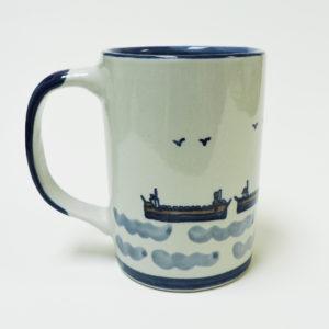 Great Lakes Laker Mug