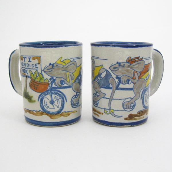 River Rat T.I. Park Bikers Mug