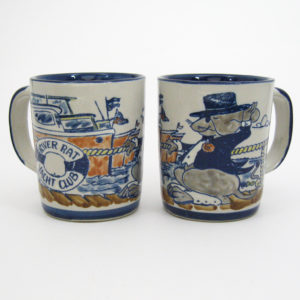 River Rat Yacht Club Mug