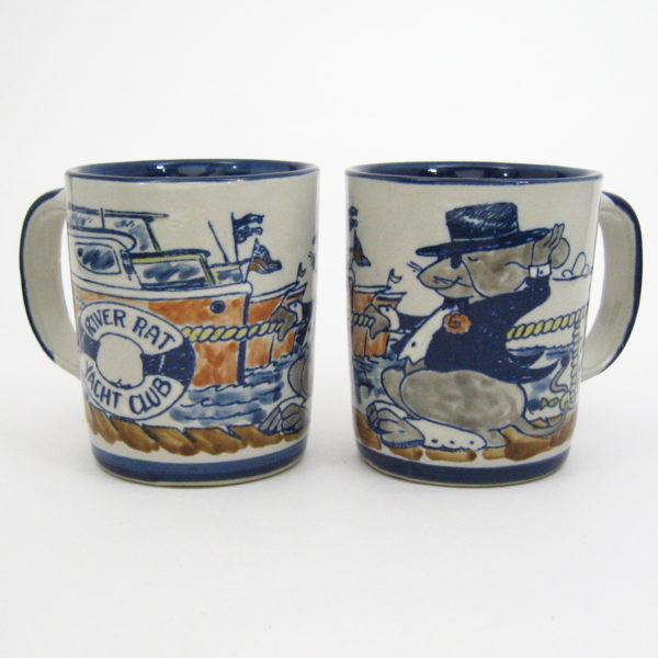 River Rat Yacht Club Mug