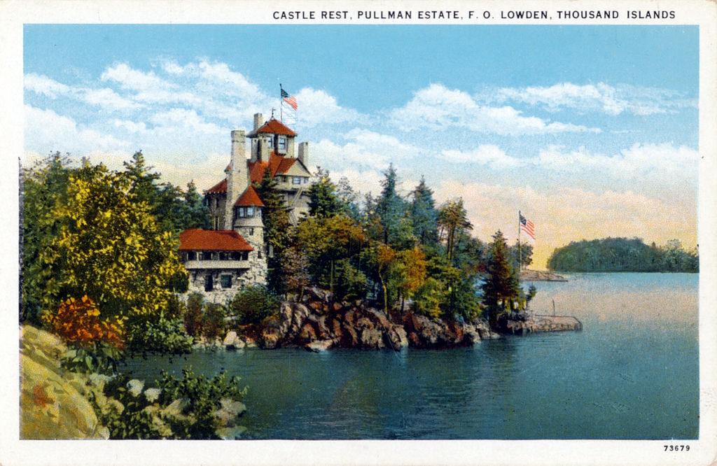 Castle Rest Pullman Island