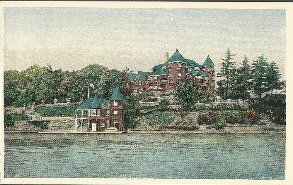 Hopewell Hall Wellesley Island