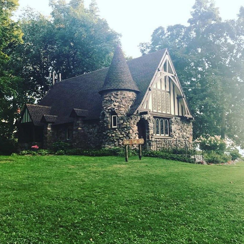 Grenell Island Chapel