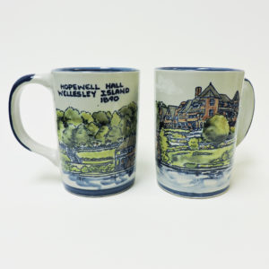 Hopewell Hall Wellesley Island Mug