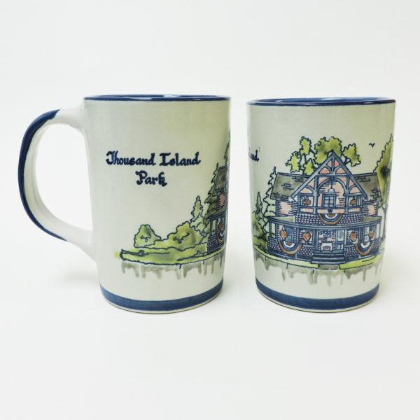 T.I. Park Cottage Mug