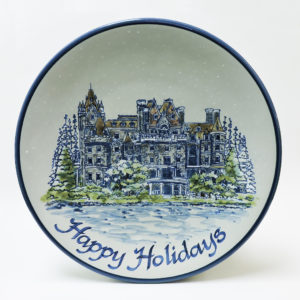 Boldt Castle Happy Holidays