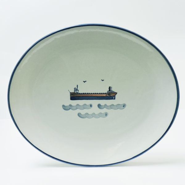 Great Lakes Laker 15 Inch Platter