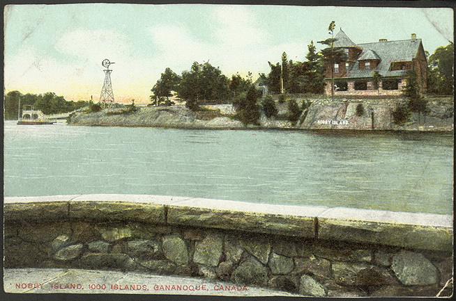 Nobby Island